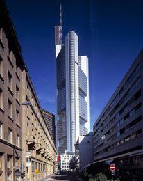Sede de Commerzbank, Fráncfurt, Alemania  (1991-1997)