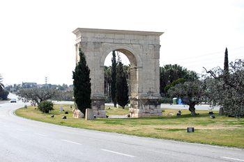Arco de Bará.