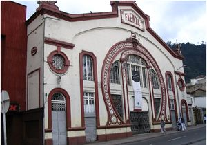 Teatro Faenza, el más antiguo de Bogotá