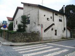 Cuatro casas en Matosinhos. (1954-1957)