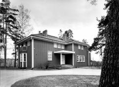 Villa del Dr Ruths, Kuusankoski (1914)