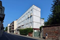 Casa Borgo, Vicenza (1975-1979)