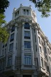 Viviendas en Paseo de la Castellana, Madrid (1914-1916)