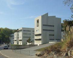 Facultad de Arquitectura, Universidad de Oporto (1986-1996)