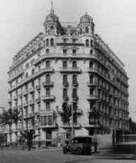 Edificio Balbina Mas de Miquel, Barcelona (1922-1927)