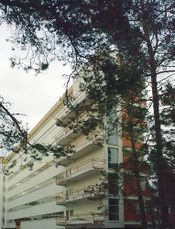 Sanatorio antituberculoso en Paimio (1928-1933)