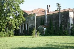 Villa Zeno, Cessalto (1554- )
