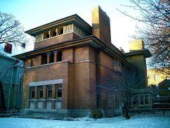 Casa Isadore Heller, Chicago, EE. UU.(1896)