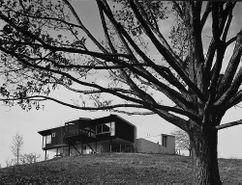 Casa Stillman III, Litchfield, Connecticut (1972-1974)