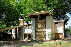 Casa Motsenbocker,  Bartlesville, Oklahoma (1957)