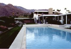 Casa Kaufman en Palm Springs, California (1946)