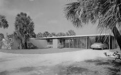 Casa Revere, Siesta Key, Florida (1948), con Ralph Twitchell