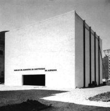 Pabellón del Suministro de Electricidad en Alemania, Exposición Internacional de Barcelona (1928-1929)