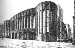 Proyecto de teatro en Rheydt (1924)