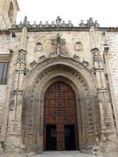 27753 Úbeda IS Nicolás de Bari Portada Sur gótica flamígera.jpg
