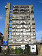 Torre Trellick, Londres (1967-1973)