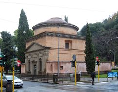 Iglesia de San Andrés en via Flaminia, Roma (1552–1554)
