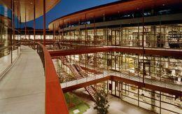 Centro James H. Clark, Stanford, Estados Unidos (1999-2003)