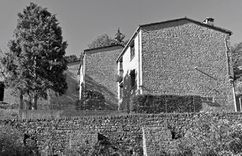 Casas Fanfani, Bérgamo (1949-1953)