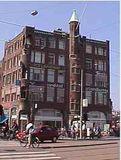 Edificio de oficinas en Ámsterdam (1895)