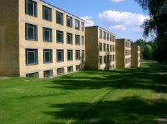Escuela de los Sindicatos ADGB, Bernau (1928-1929), junto con Hans Wittwer