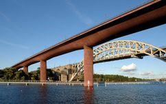 Puente Arsta, Estocolmo (1994-2005)