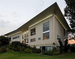 Villa Planchart, Caracas (1953-1957)