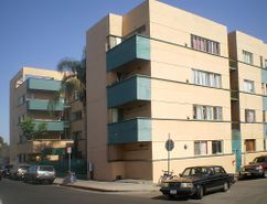 Apartamentos Jardinette, Hollywood, California (1927-1928)