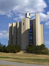Iglesia de Kavela, Tampere (1964-1966)