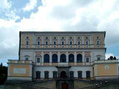 Villa Farnesio, Caprarola (1559-1573)