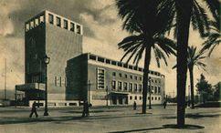 Palacio Littorio, Messina (1936-1938)