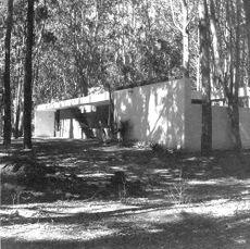 Casa Cuatrecasas, Punta Ballena (1947)