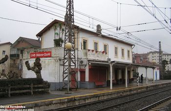 Edificio de Viajeros