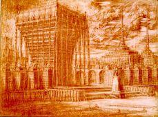 Iakov Chernikhov.Panteones.3.jpg