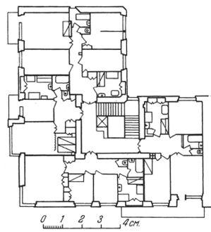 Moisei Ginzburg.Apartamentos Gosstrakh.Planos2.jpg