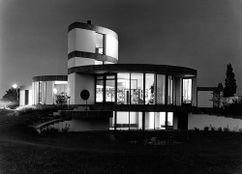 Casa Zindler, Blick zum Rherin (1965-1966)
