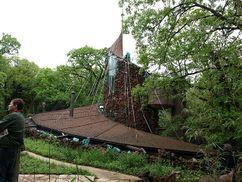 Casa Bavinger,  Norman, Oklahoma (1950)