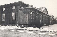 Estación ferroviaria de Enskede (1915) (destruida)