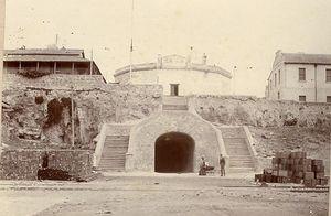 La Casa Redonda a finales del Siglo XIX