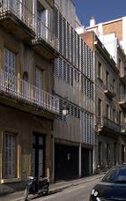 Casa Tapies, Barcelona (1960-1963)