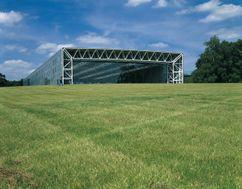 Centro de Artes Visuales de Sailsbury, Norwich, Inglaterra  (1974-1978)