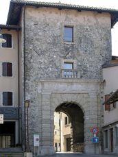 Porta Germona,  San Daniele del Friuli (1579)