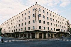 Cooperativa agrícola del suroeste de Finlandia, Turku (1927-1929)