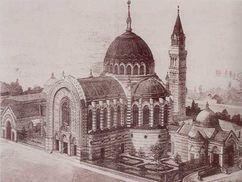 Proyecto para la reconstrucción de la Basílica de Nuestra Señora de Atocha