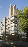 Edificio Charles Wilson, Universidad de Leicester (1961-1966)