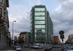 Edificio Montedoria, Milán (1963-1971)