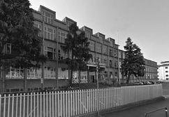 Instituto Paleocapa, Bérgamo (1953-1958)