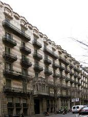 Casas Pascual y Cia, Barcelona (1911-1913)