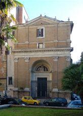 Iglesia de Santa Maria Portae Paradisi, Roma (1523)