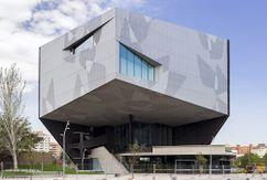 Centro Cultural Caixaforum, Zaragoza (2008-2014)